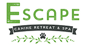 escape canine logo